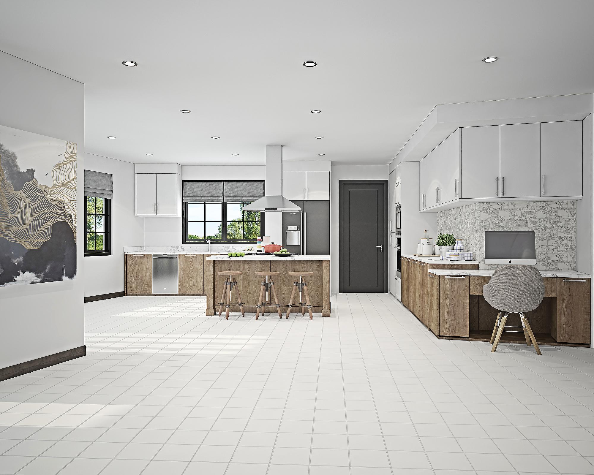 425-Transitional Kitchen v1