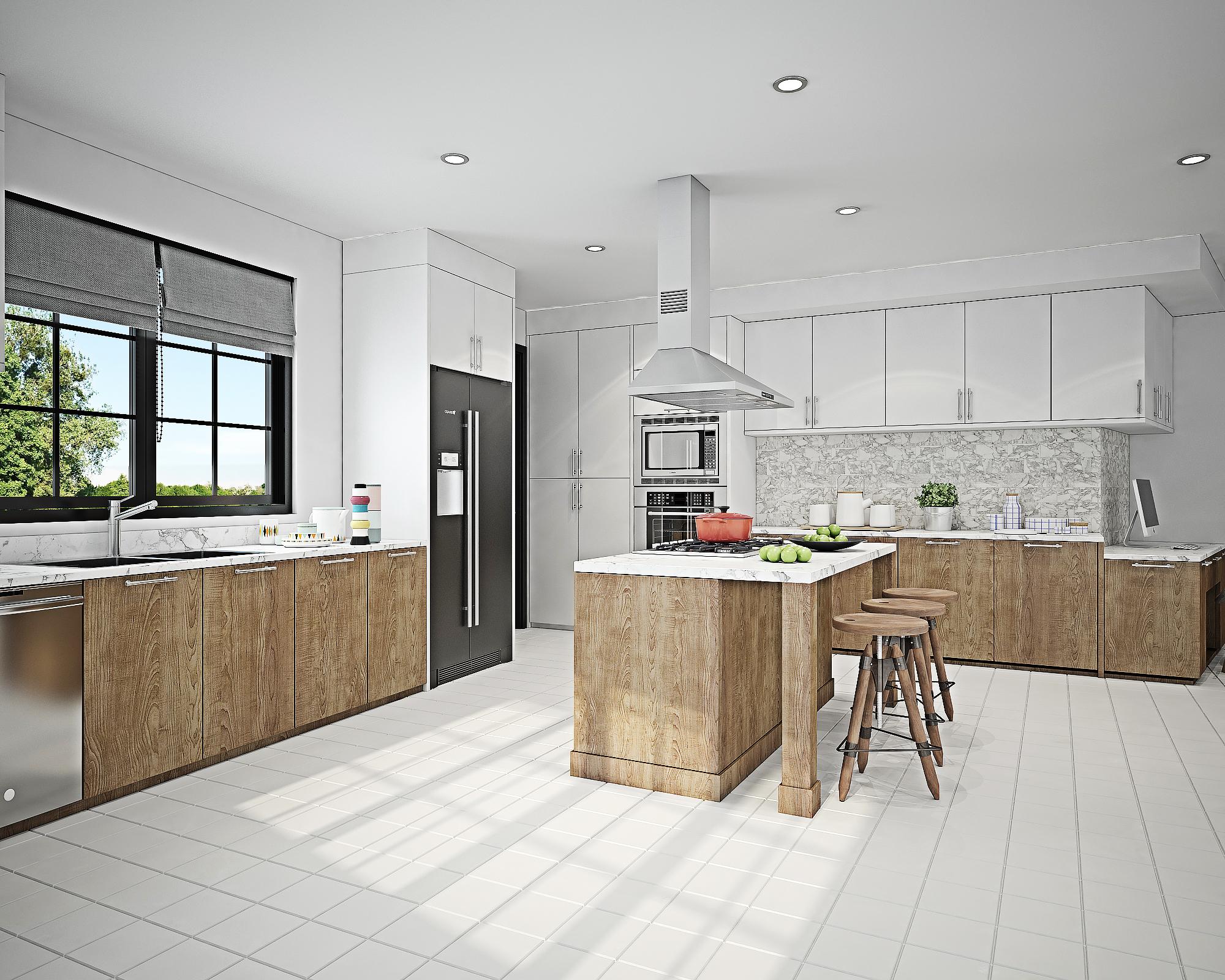 425-Transitional Kitchen v2