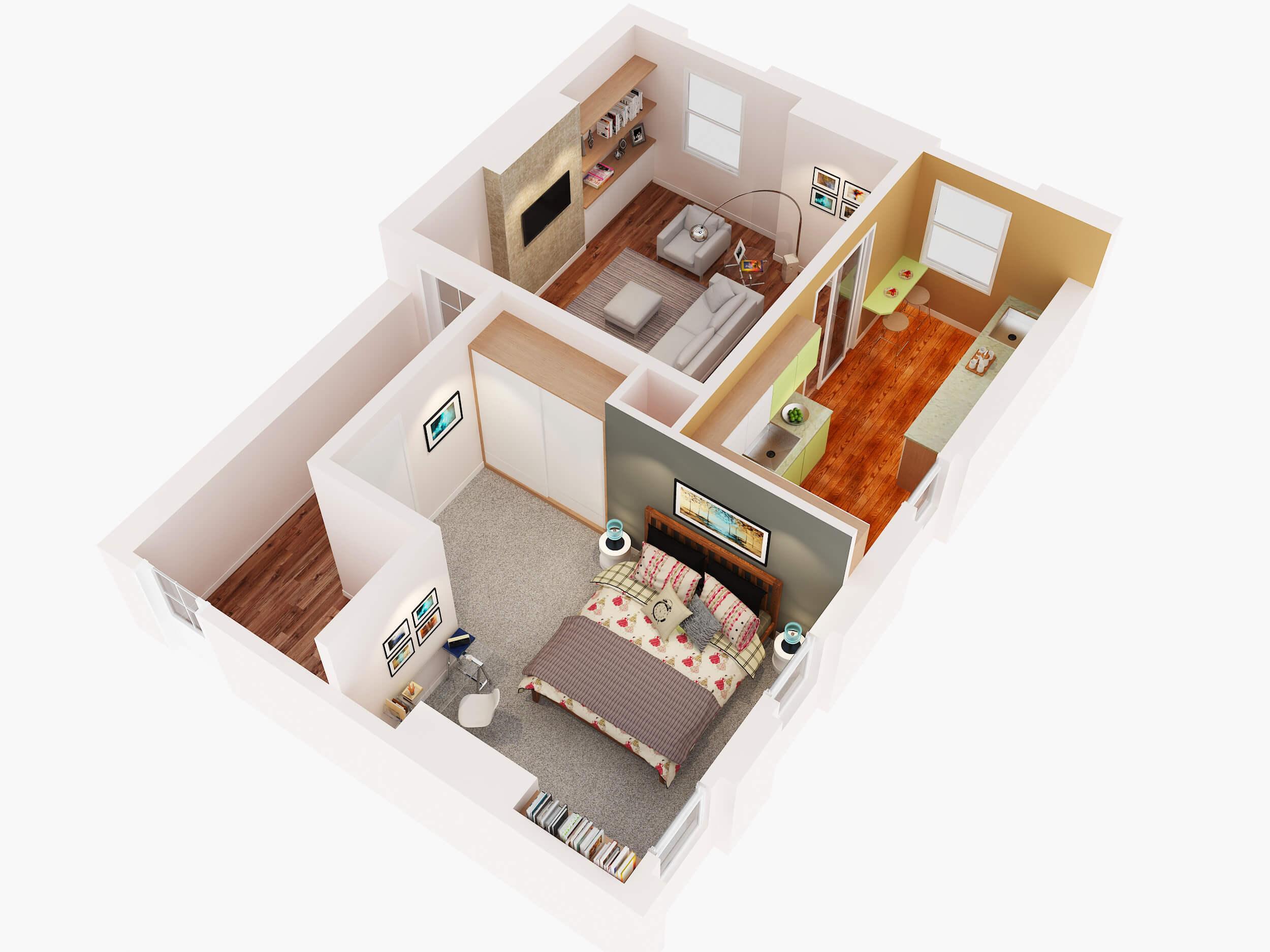 47-3D Floor v3