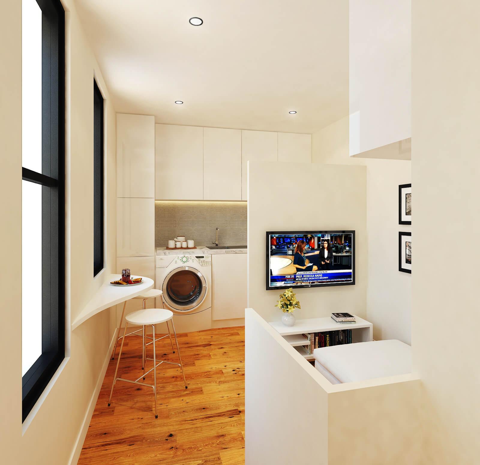 50-Studio Flat v1