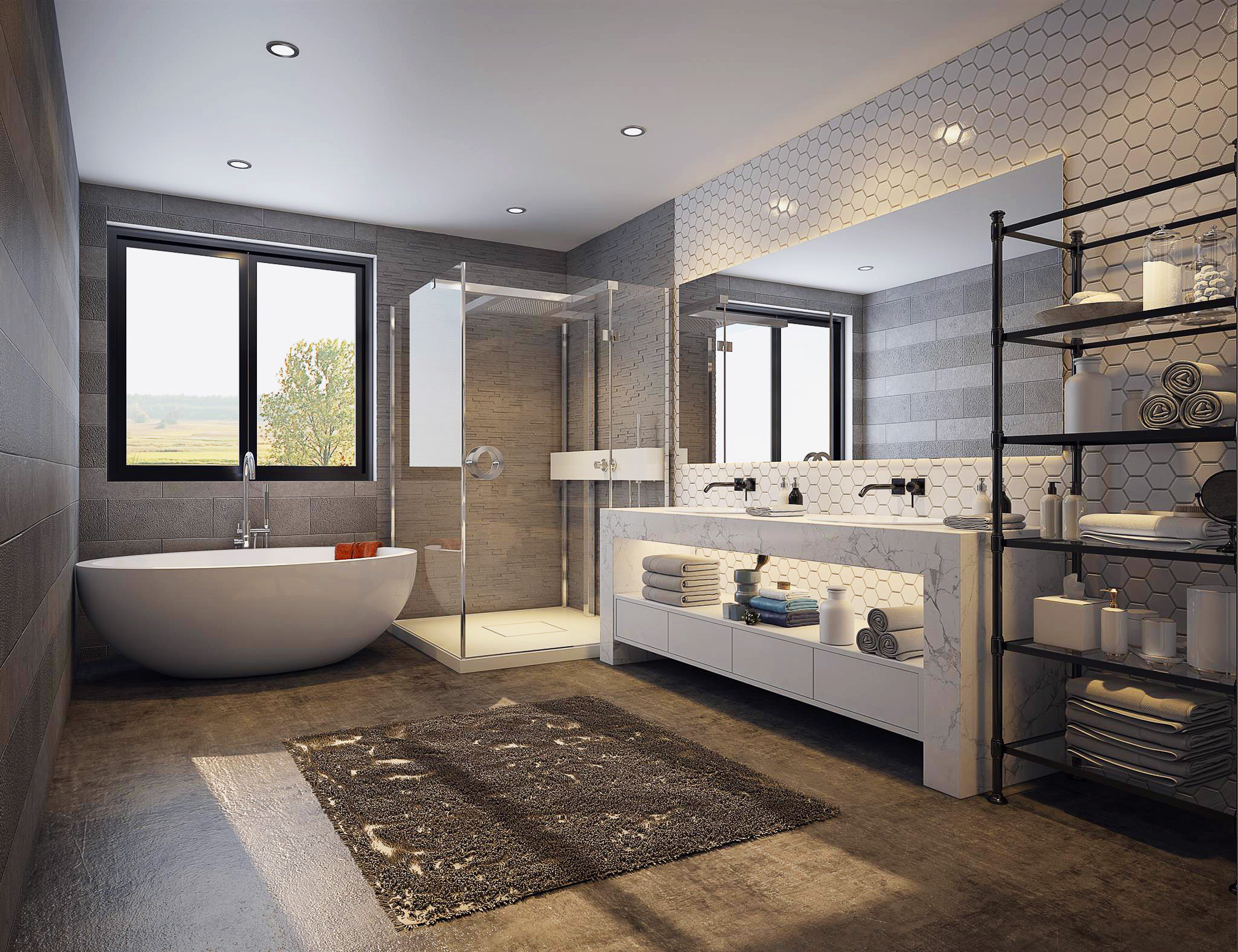 536-Cabin-Visualization-800sqft-Bathroom
