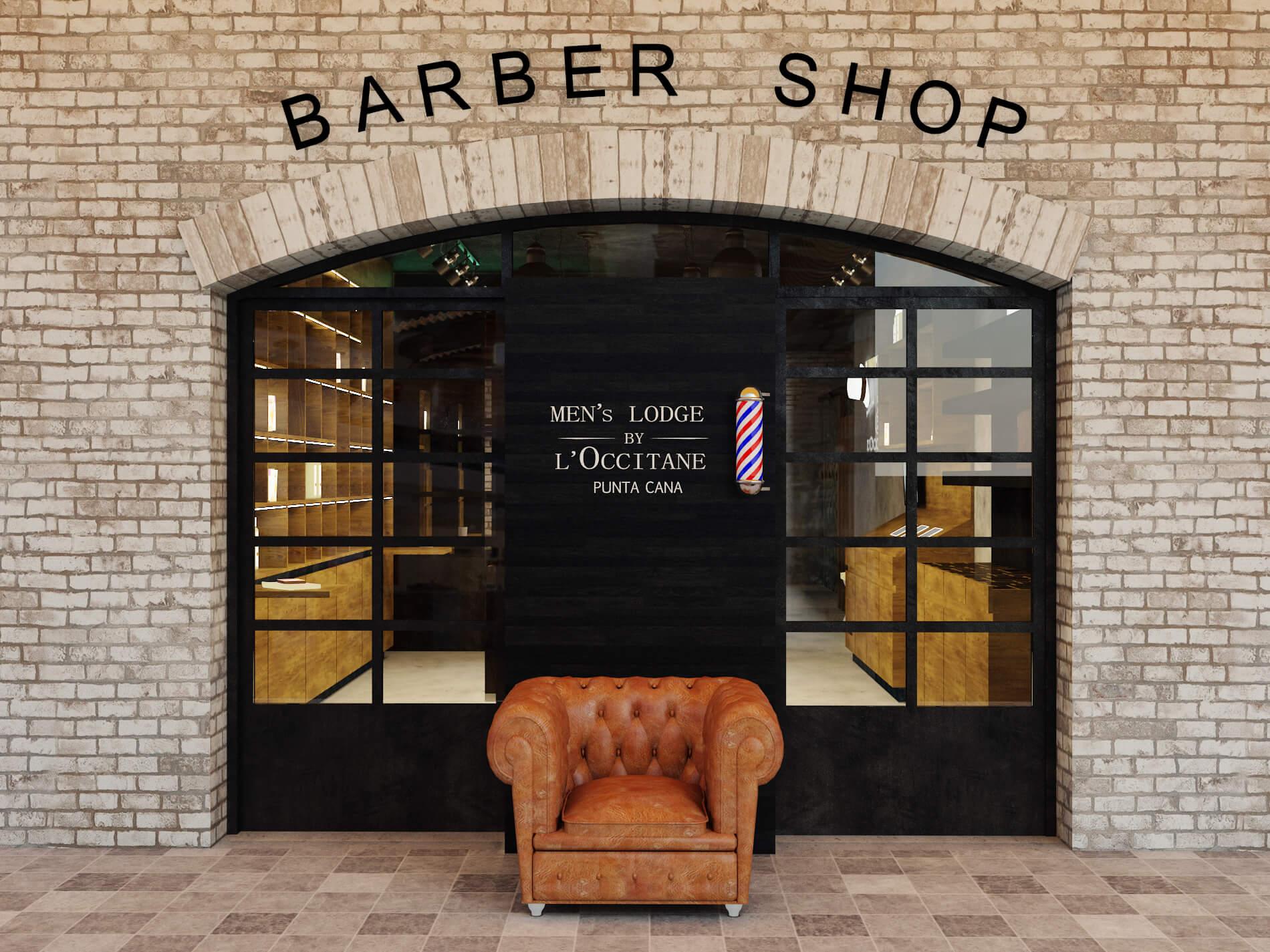 82-Barber Shop v1