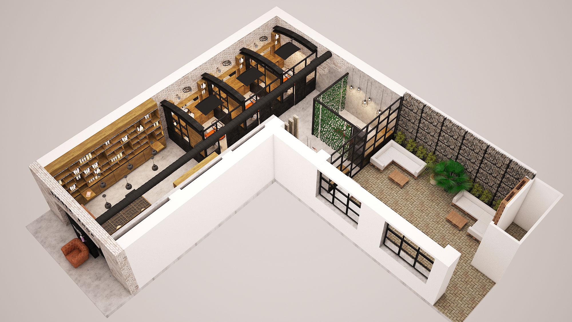 3d house floor plans online services i d studio - Online floor plan designer ...