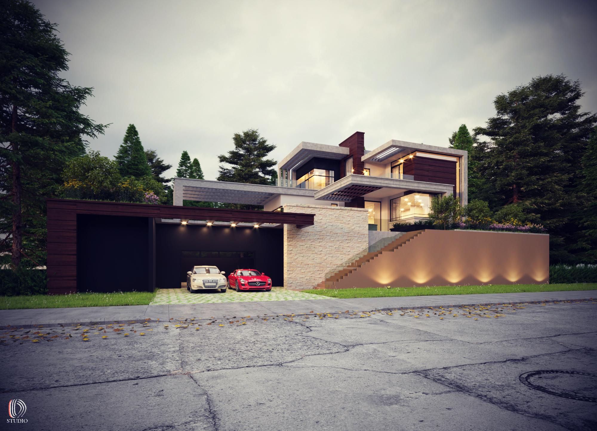 16-Exterior Villa v1
