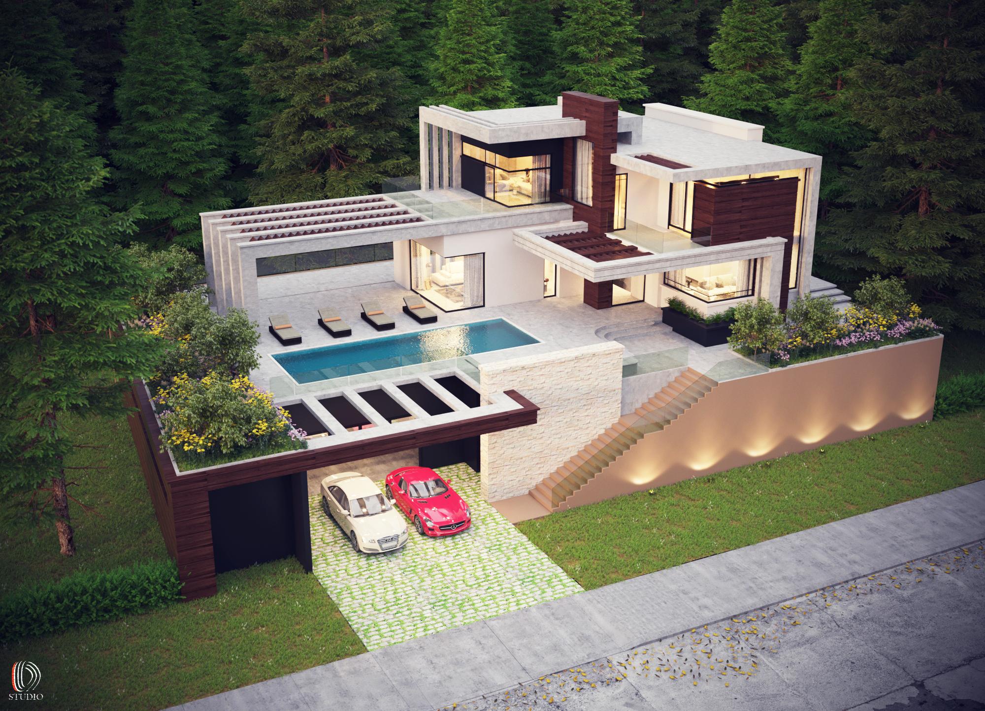 16-Exterior Villa v2