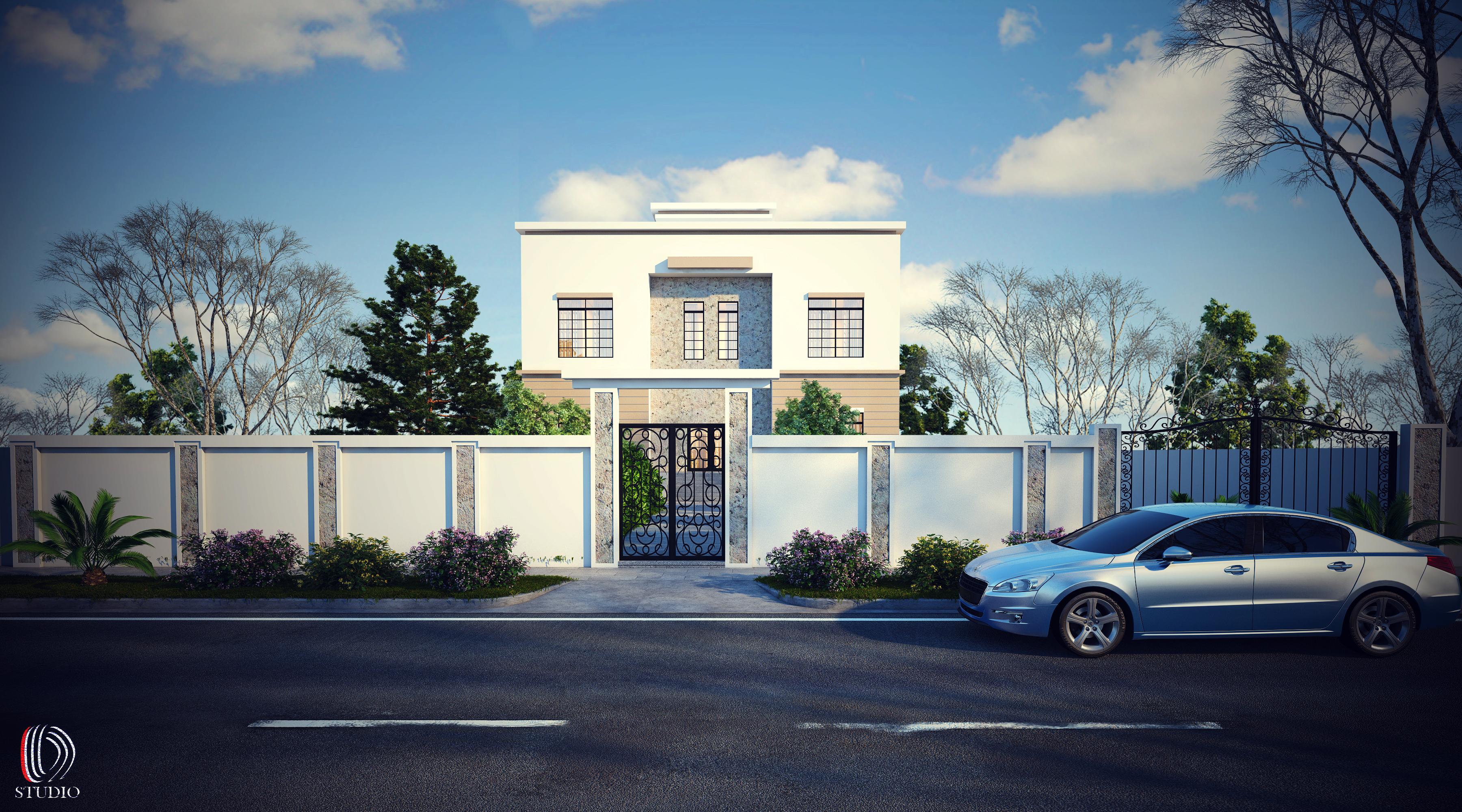 760-Modern House