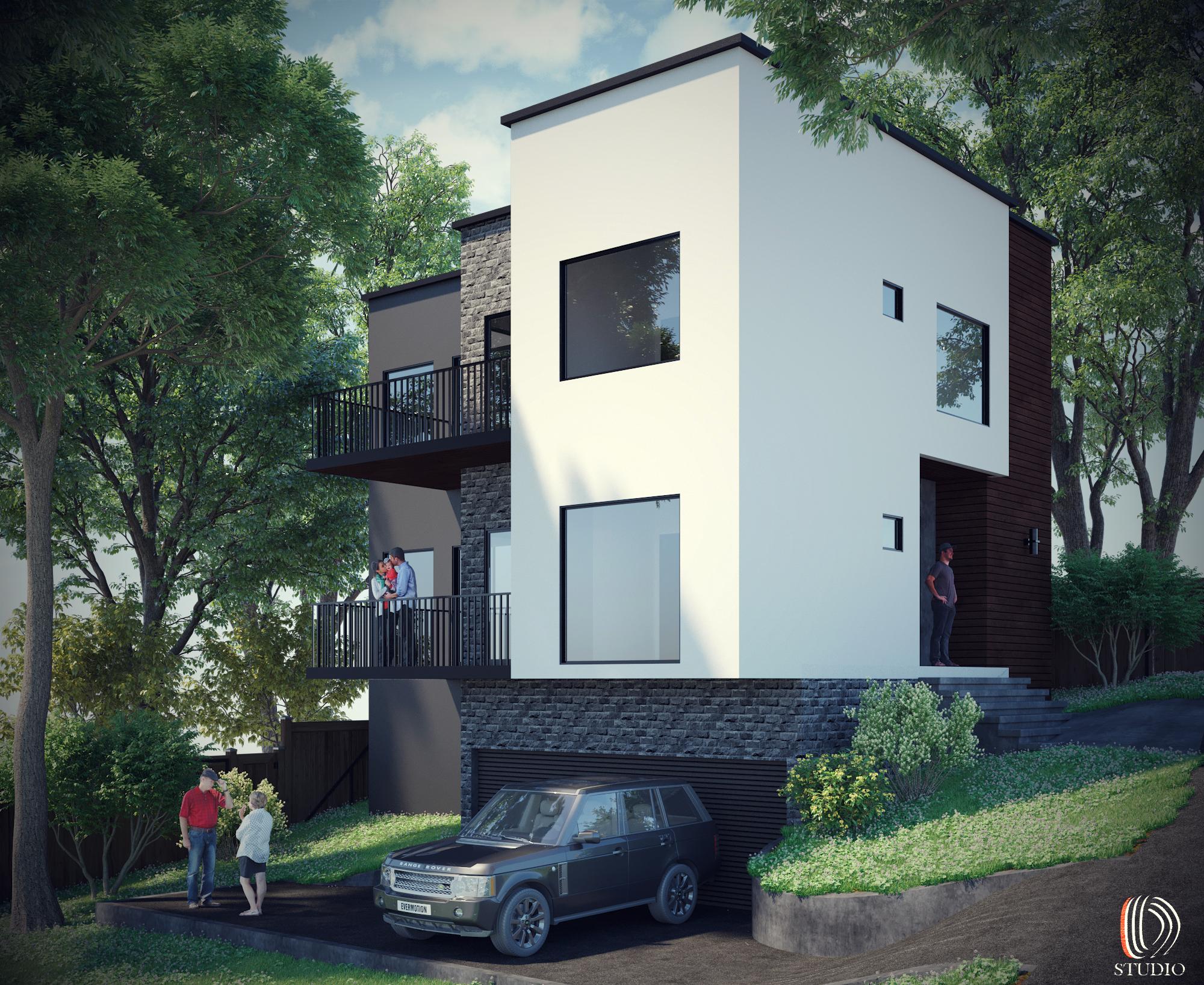 848-01-Exterior House
