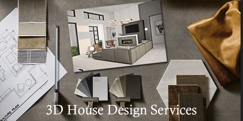Design Your Dream Home With 3d House Design Services 2design3d