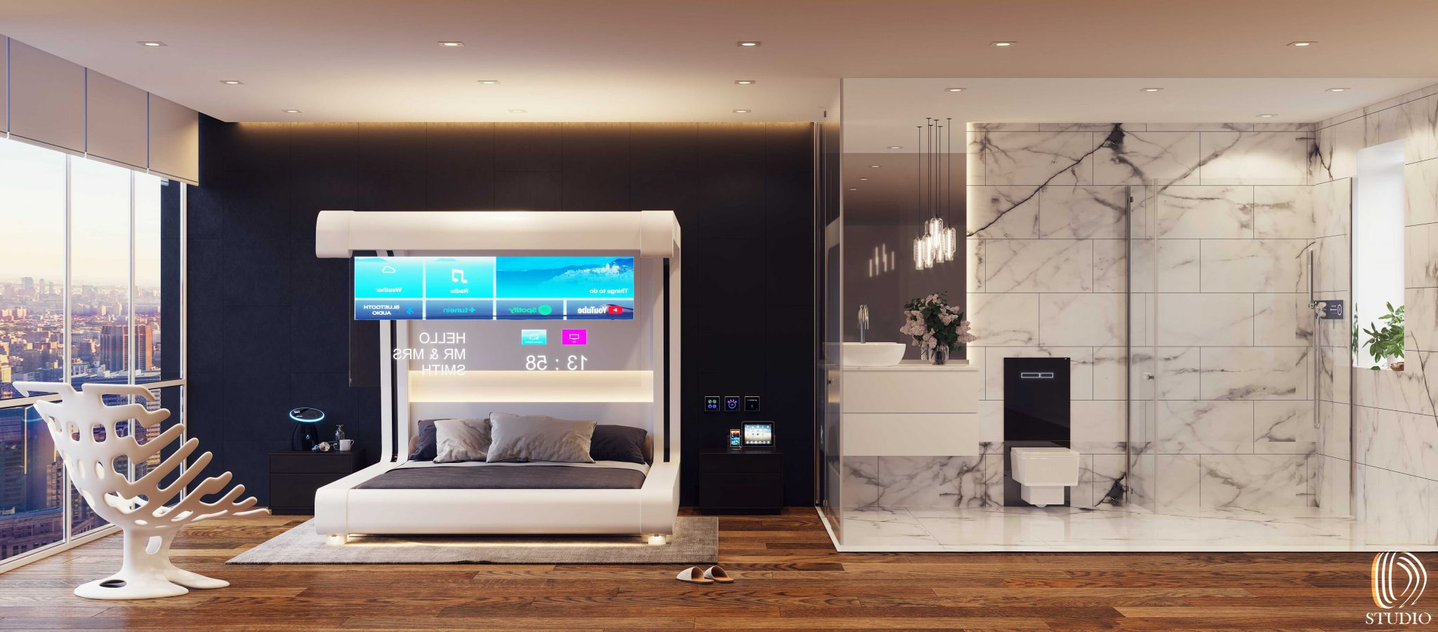 856-01-Futuristic-Mockup-of-a-Hotel-Room